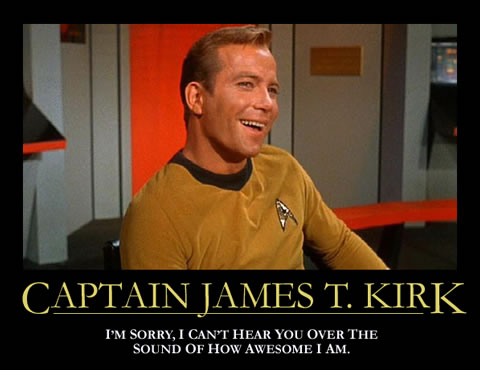 Kirk is Awesome!