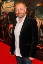 Rick O'Shea pictured at the Irish Premiere of Marvel's Avengers Assemble in the Savoy Cinema Dublin