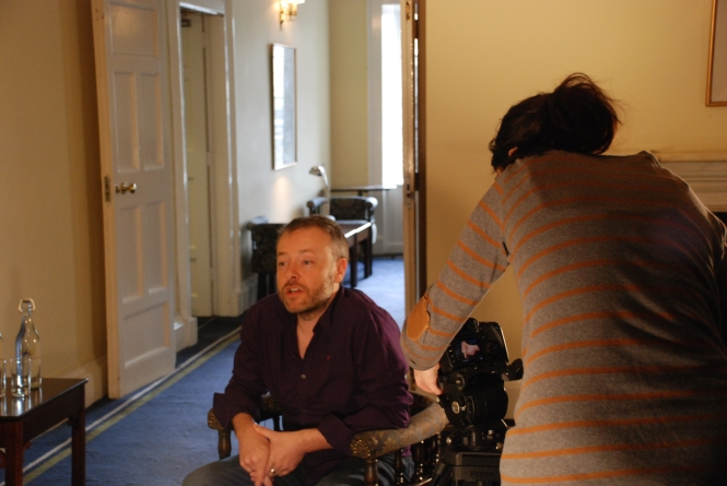 Shooting awareness video for European Epielpsy Day